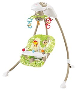 balancelle fisher price amis de la jungle