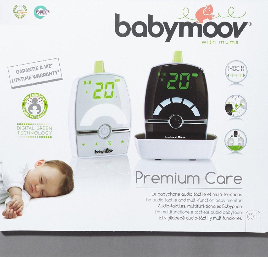 babyphone babymoov premium care design