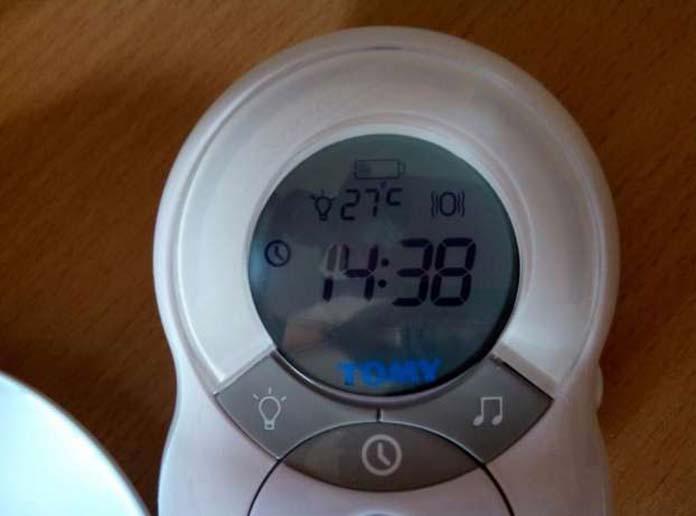 babyphone audio tomy tf550