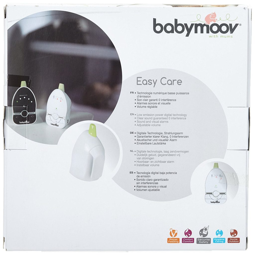 babyphone babymoov easy care avis