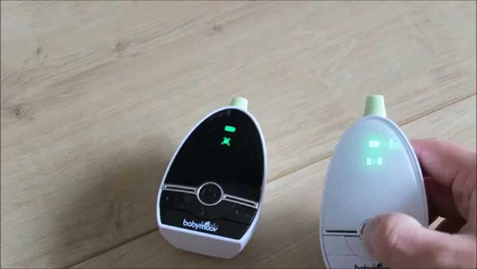babyphone babymoov expert care test