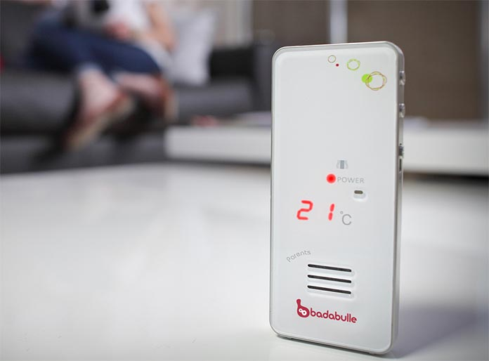 babyphone badabulle baby online 1000m test