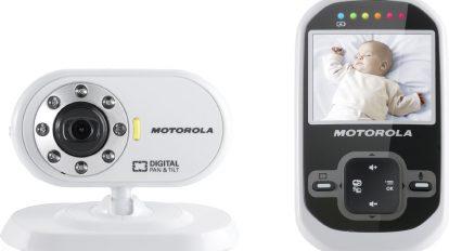 babyphone motorola mbp26