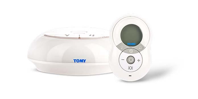 babyphone tomy tf550 test