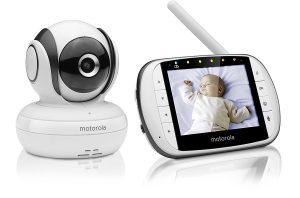 babyphone vidéo motorola mbp36s