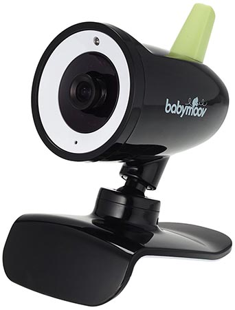 babyphone video babymoov touch screen avis