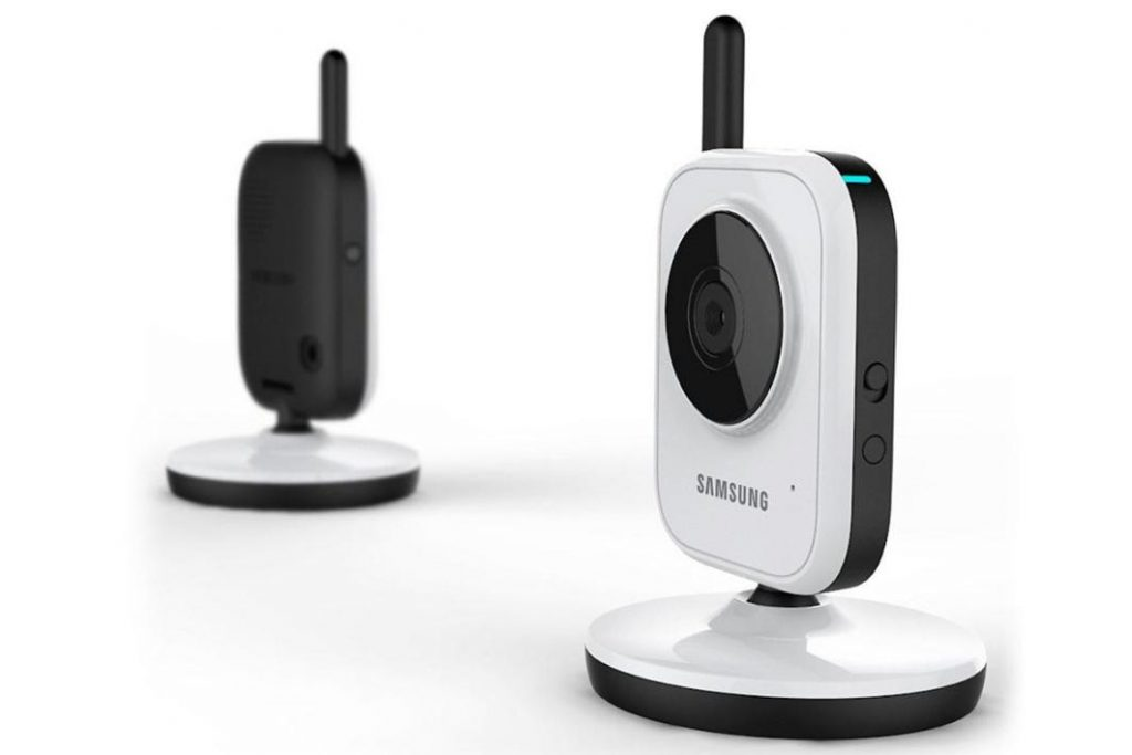 babyphone vidéo samsung sew-3036 test