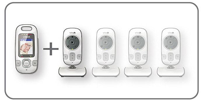 babyphone vtech video essentiel bm2600 test