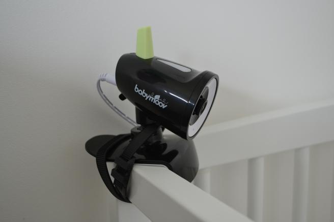 camera babyphone video babymoov touch screen