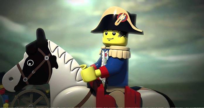 histoire de la brique lego
