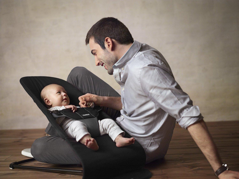 transat bébé babybjorn balance soft test
