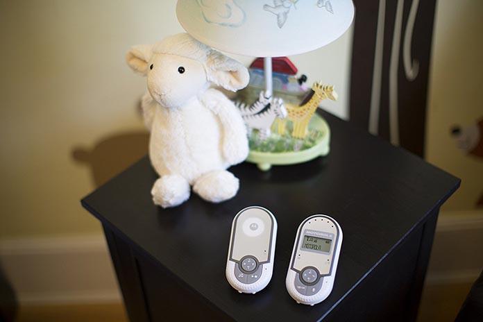 babyphone motorola mbp16 test
