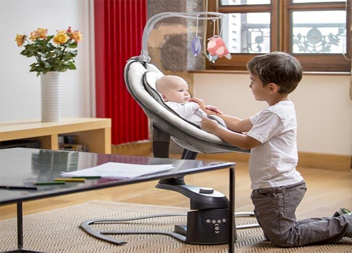 balancelle bébé babymoov swoon motion