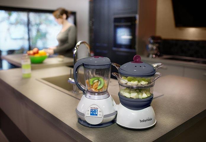 comparatif robot bébé