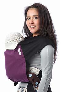 écharpe de portage Ti-Wawita Mei Tai