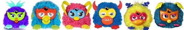 furby party rockers avis