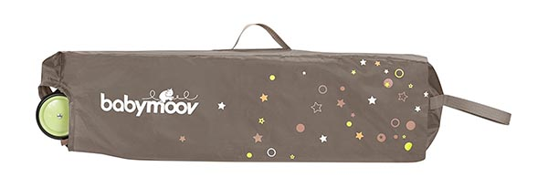 lit parapluie babymoov sweet night sac de transport