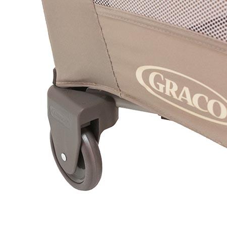 lit parapluie graco contour electra prestige test