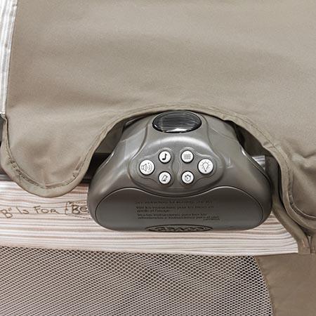 lit parapluie graco contour electra