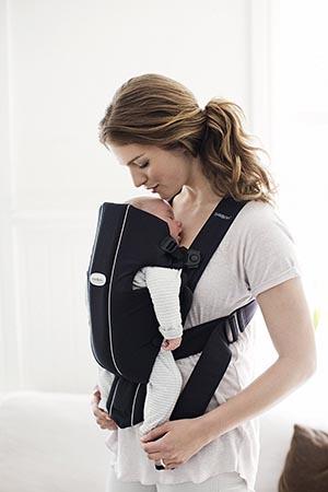 porte bébé physiologique babybjorn