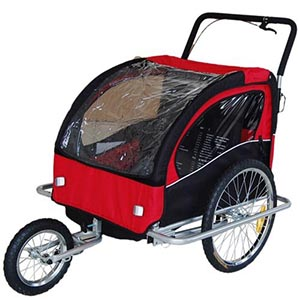 remorque vélo Jogger 502-01