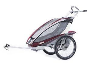 remorque vélo Thule CX1