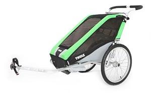 remorque vélo Thule Cheetah1