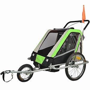 remorque vélo enfant Jogger 503-04