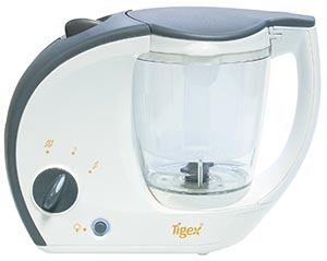 robot bébé Tigex Bébé Gourmet