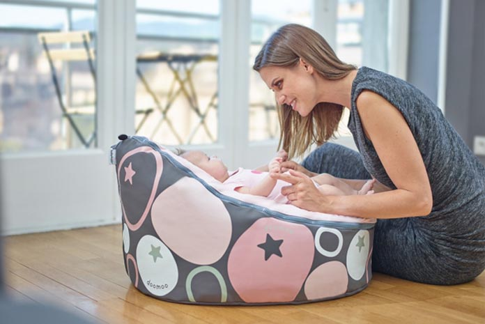 transat bébé babymoov doomoo nid avis