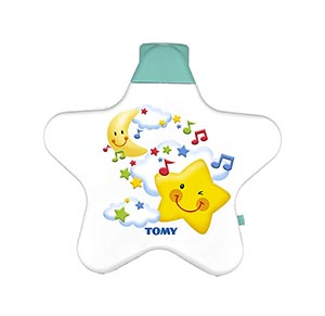 veilleuse bébé Tomy Etoile Enchantée