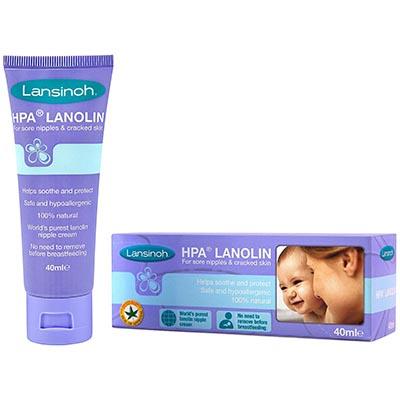 crème lanoline allaitement