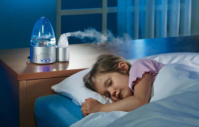 humidificateur d'air chambre bébé