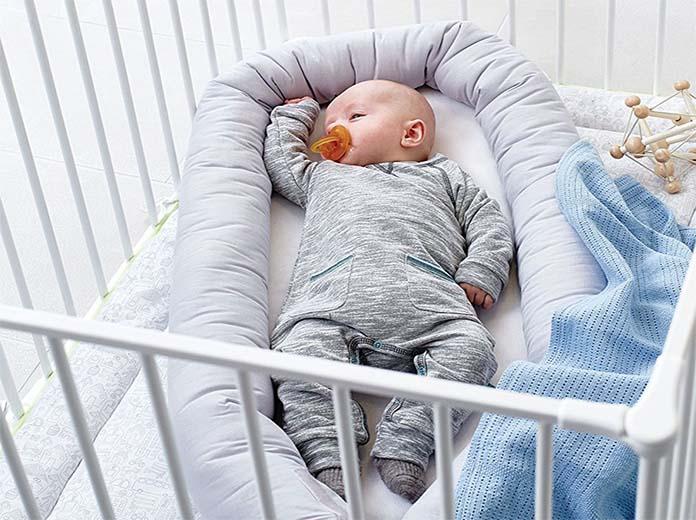 tour de lit bébé jusqu a quel age Réducteur de Lit Bébé ▷ Pourquoi l'utiliser et comment bien le  tour de lit bébé jusqu a quel age