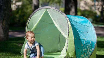meilleure tente anti uv bébé