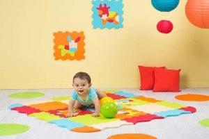 tapis mousse bébé