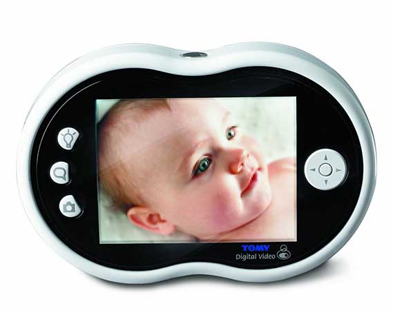 babyphone tomy tdv450 avis