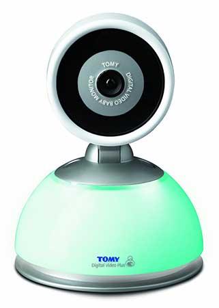 babyphone tomy tdv450 test