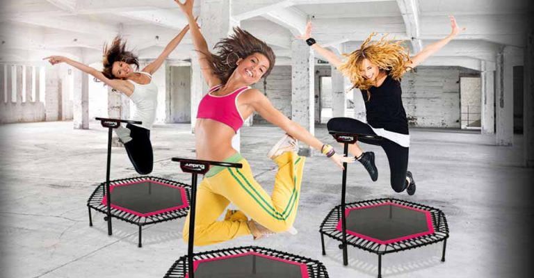 mini trampoline-fitness-pas-cher