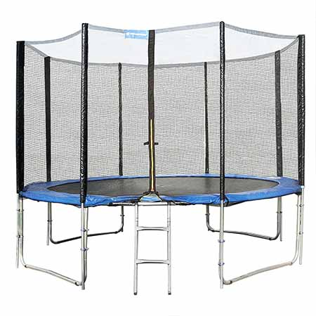 nos conseils pour choisir le meilleur trampoline 305 cm b b cool. Black Bedroom Furniture Sets. Home Design Ideas