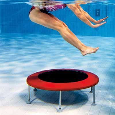 trampoline-aquatique