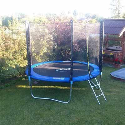 trampoline d'extérieur