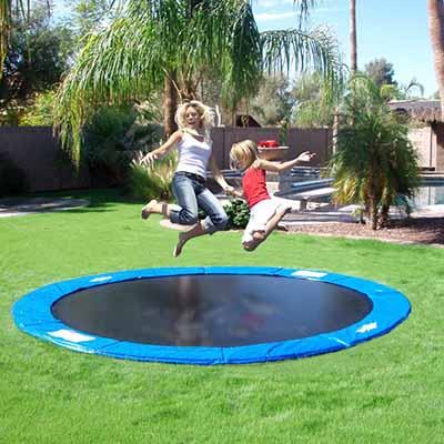 trampoline-enterré-inground