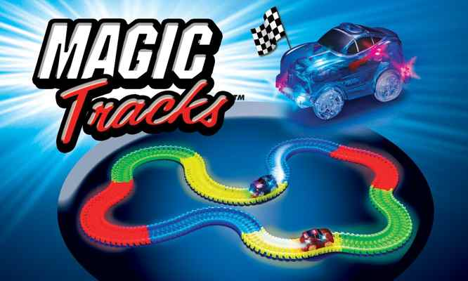 jouets noel 2017 - BestofTV - MAGIC TRACKS Circuit01
