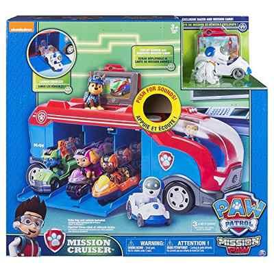 jouets noel 2017 - Camion Mission Cruiser Pat'Patrouille