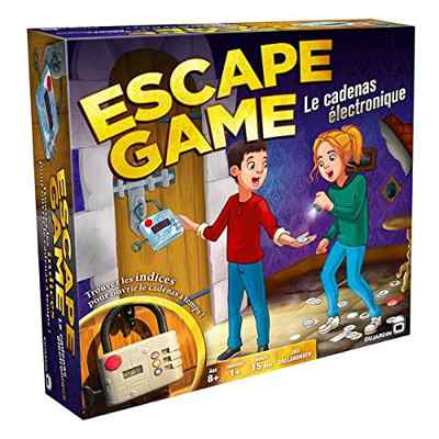jouets noel 2017 - Escape game de Dujardin