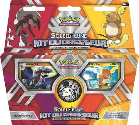 jouets noel 2017 - Le kit du Dresseur Pokémon 2017