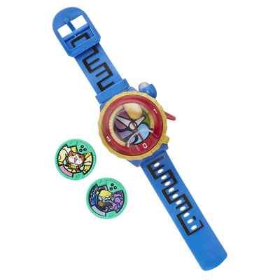 jouets noel 2017 - Montre Yo-Kaï Watch de Hasbro