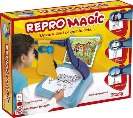 jouets noel 2017 - ReproMagic de Lansay
