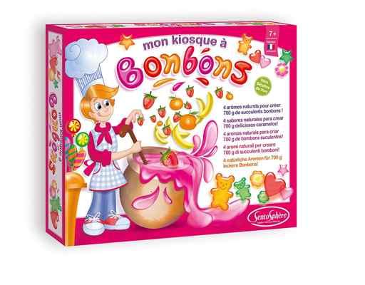 jouets noel 2017 - Sentosphère Le kiosque à bonbons